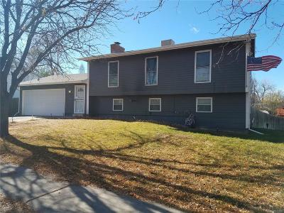 Aurora Single Family Home Active: 17969 East Mexico Drive