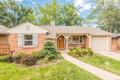 Arvada Single Family Home Active: 7501 Robinson Way