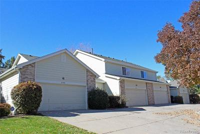 Arapahoe County Condo/Townhouse Active: 4019 East Geddes Circle
