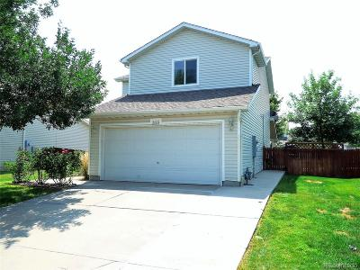 Denver CO Single Family Home Active: $349,900