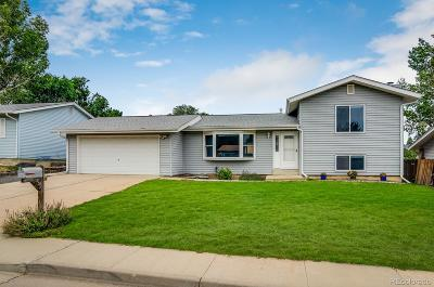 Broomfield County Single Family Home Active: 3097 West 134th Way