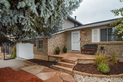 Arvada Single Family Home Active: 7366 Beech Court