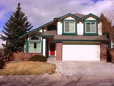 Highlands Ranch CO Single Family Home Active: $415,900