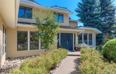 Boulder County Single Family Home Active: 4281 Black Cherry Court