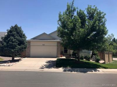 Highlands Ranch Single Family Home Under Contract: 9594 High Cliffe Street