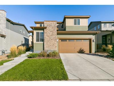 Commerce City Single Family Home Active: 10090 Truckee Street