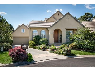 Castle Rock Single Family Home Active: 5014 Vermillion Court