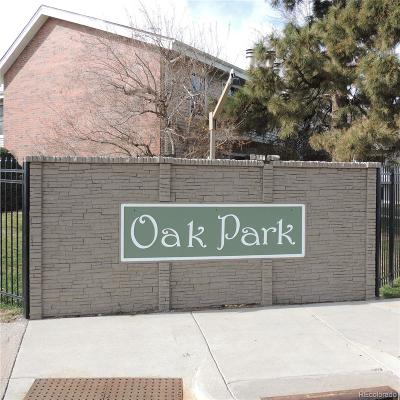Denver Condo/Townhouse Active: 10150 East Virginia Avenue #1-202