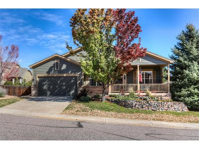 Castle Pines Single Family Home Active: 8208 Cottongrass Court