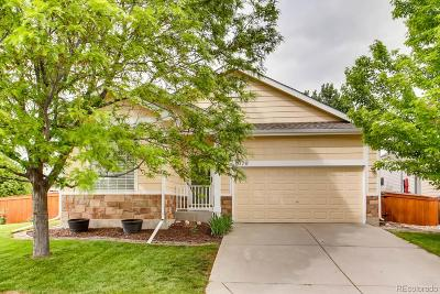 Commerce City CO Single Family Home Under Contract: $325,000