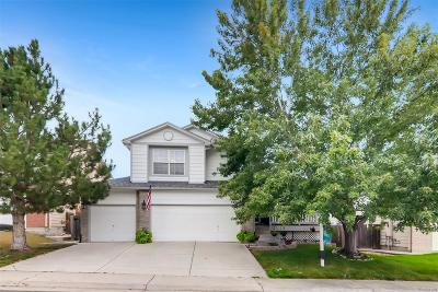 Aurora Single Family Home Under Contract: 5406 South Valdai Way