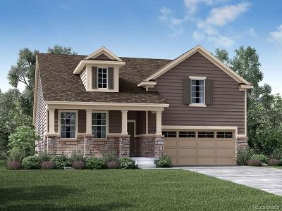 Aurora CO Single Family Home Active: $518,209