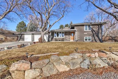 Arvada Single Family Home Under Contract: 11415 West 76th Way