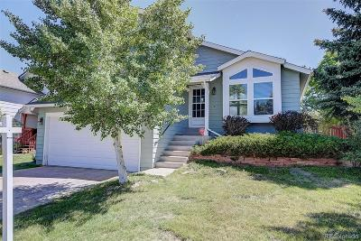 Highlands Ranch Single Family Home Under Contract: 8994 Bermuda Run Circle