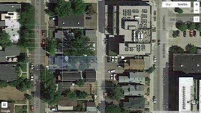Denver Residential Lots & Land Active: 3870 Utica Street