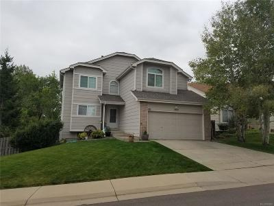 Centennial Single Family Home Under Contract: 5604 South Jericho Way