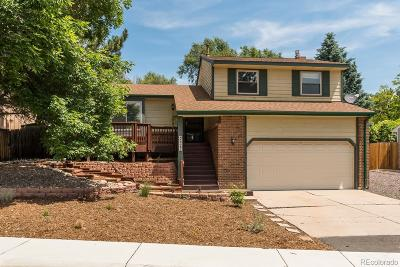 Littleton Single Family Home Under Contract: 10083 West Lake Drive