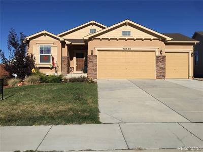 Peyton Single Family Home Active: 12459 Handles Peak Way