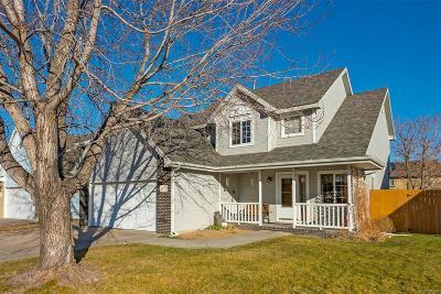 Single Family Home Sold: 708 Cheyenne Street