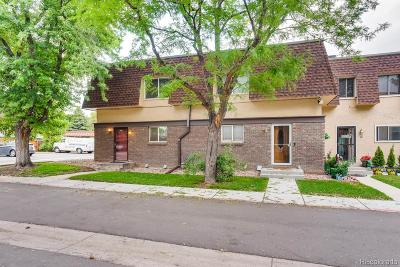 Denver Condo/Townhouse Active: 7755 East Quincy Avenue #T9