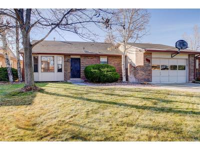 Fort Lupton Single Family Home Under Contract: 883 South Hoover Avenue