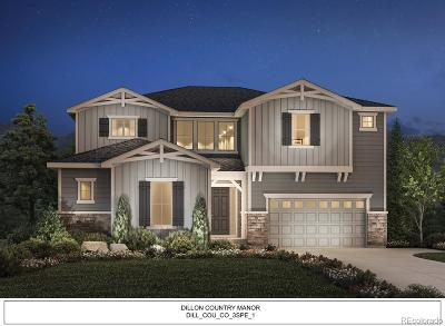 Fort Collins Single Family Home Active: 6008 Fall Harvest Way