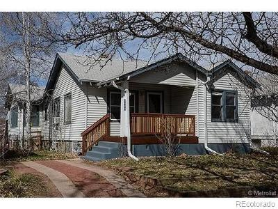Denver University, Du, Du Harvard Park, Du Platt Park, Du Platte Park, Platt Park, Platt Park ~ Harvard Gulch Single Family Home Active: 2209 South Humboldt Street