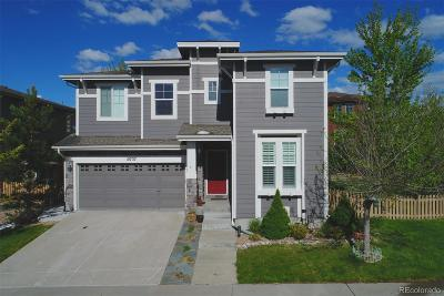 Highlands Ranch Single Family Home Active: 10737 Towerbridge Circle