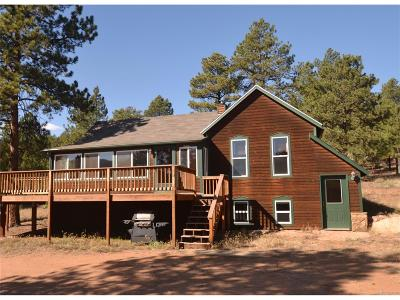 Pine CO Single Family Home Under Contract: $360,000