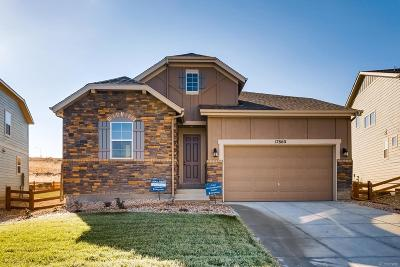 Arvada Single Family Home Active: 17860 West 94th Drive