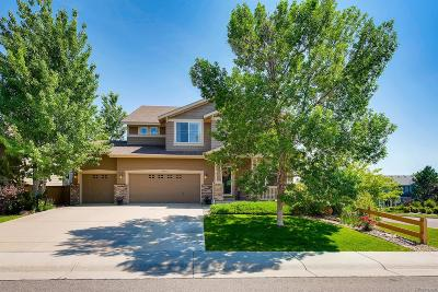 Highlands Ranch Single Family Home Under Contract: 10649 Wagon Box Way