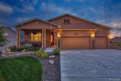 Monument Single Family Home Under Contract: 16064 Denver Pacific Drive