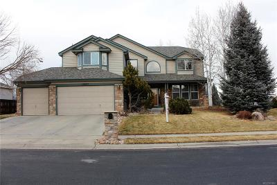 Arvada Single Family Home Under Contract: 12637 West 83rd Drive