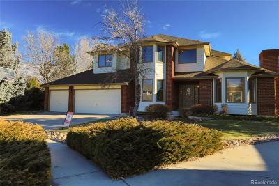 Longmont Single Family Home Under Contract: 2030 Diamond Drive