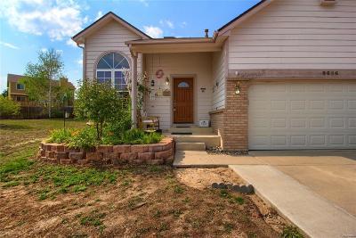 Briargate Single Family Home Active: 8656 Chancellor Drive