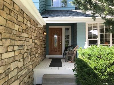 Boulder Single Family Home Under Contract: 5777 North Orchard Creek Circle