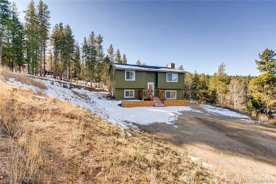 Conifer Single Family Home Under Contract: 12019 Circle Drive