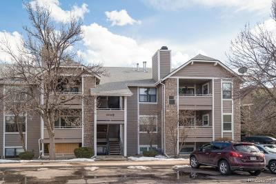 Littleton Condo/Townhouse Under Contract: 8378 South Upham Way #B-102