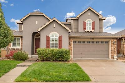 Highlands Ranch Single Family Home Under Contract: 10983 Glengate Circle