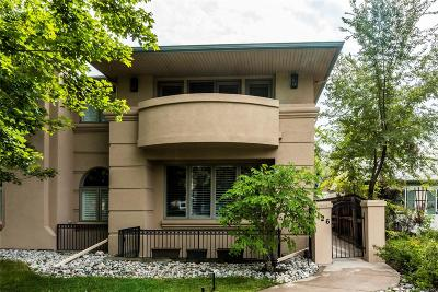Cherry Creek Condo/Townhouse Active: 126 South Garfield Street