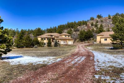 Larkspur CO Single Family Home Active: $899,999