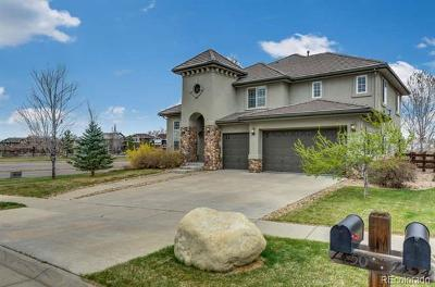 Aurora Single Family Home Active: 7450 South Coolidge Way
