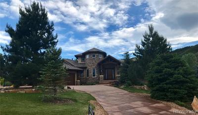 Littleton Single Family Home Active: 11190 Rock Wren