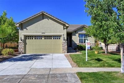 Anthem Ranch Single Family Home Under Contract: 16707 Antero Street