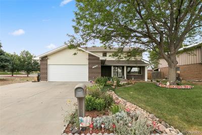 Aurora Single Family Home Active: 13034 East Cedar Avenue