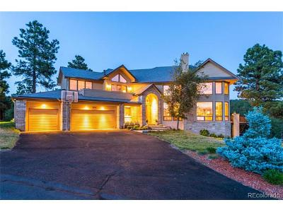 Golden Single Family Home Active: 1874 Foothills Drive