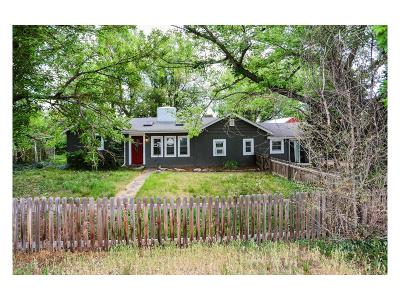 Golden Single Family Home Under Contract: 709 Joyce Street