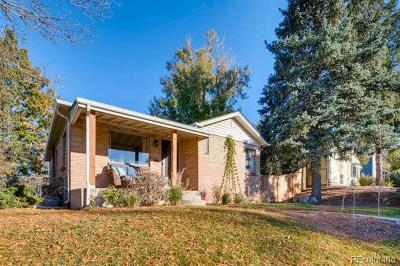 Denver Single Family Home Active: 2520 South Logan Street