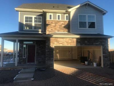 Aurora, Denver Single Family Home Active: 26126 East Byers Place