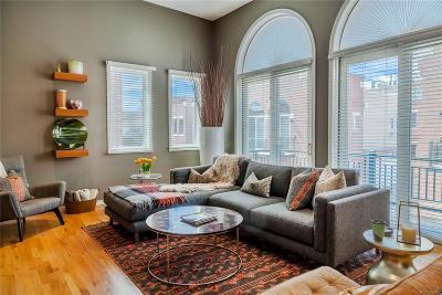 Denver Condo/Townhouse Under Contract: 3658 East Ellsworth Avenue